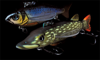 jiggers Water Fly - series